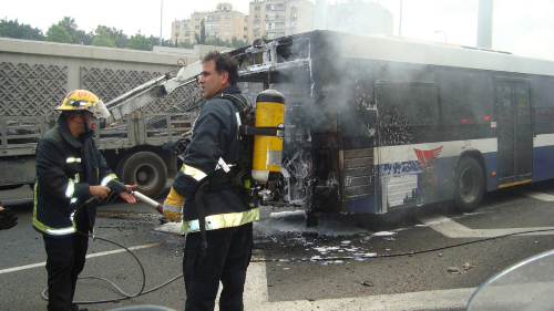 bus-accident-fire-fire-department