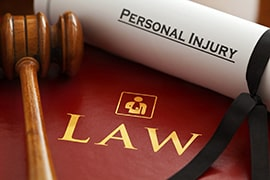 lawyers-personal injury accident