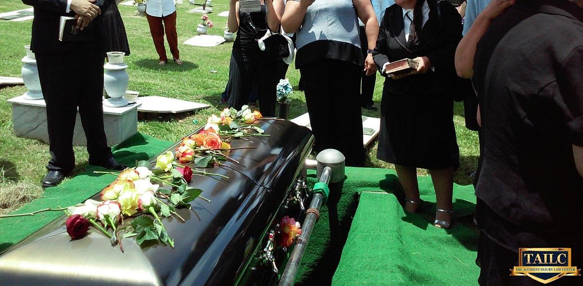 Wrongful death in Orange CA